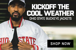 Shop Ohio State Mens Jackets!