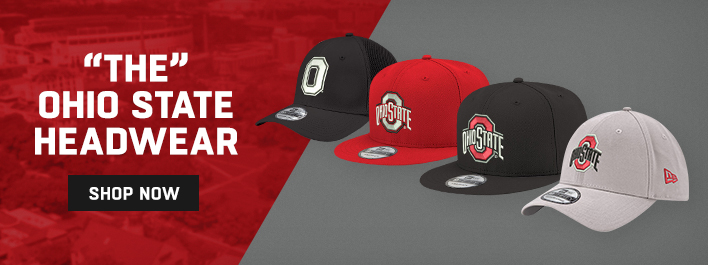 Rock Your Buckeye Look With New Era Cap!