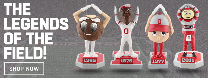 Shop OSU Exclusive Bobbleheads!