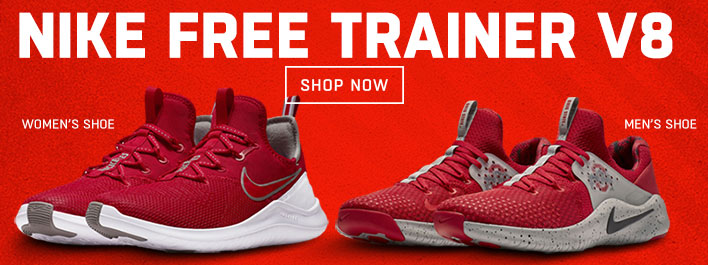 Shop Nike Free Trainer V8 Shoe's!