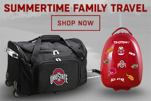 Shop OSU Luggage And More!