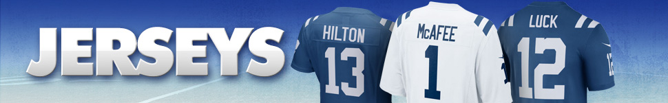 Shop Colts Jerseys now!
