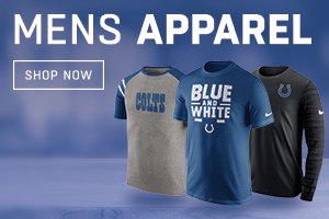 Shop Colts Men's Apparel!