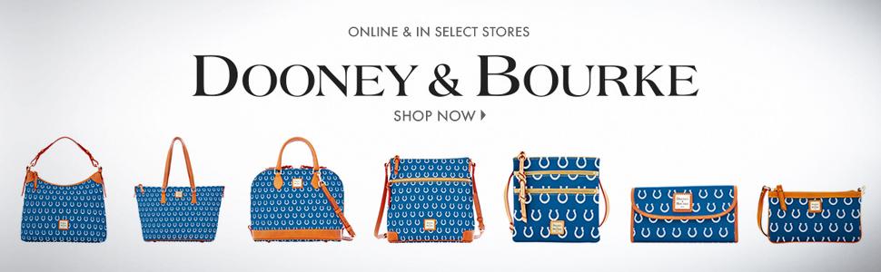 Shop the NFL Dooney & Bourke