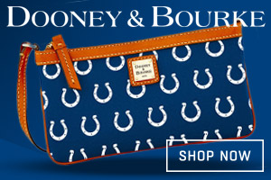 Shop Colts Dooney & Bourke!