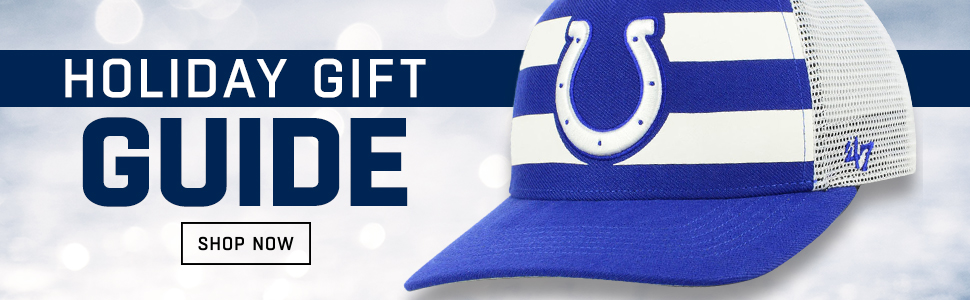 Shop Colts Holiday Gifts!