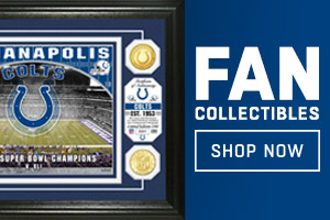 Shop Colts Collectibles!