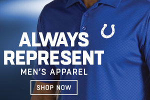 Show Colts Men New Apparel!