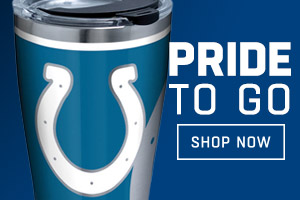 Show Your Colts Pride Everywhere You Go!