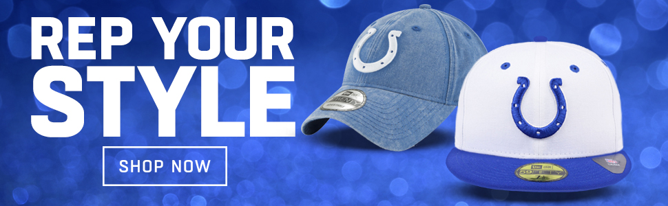 Shop Your Style Colts Hats!