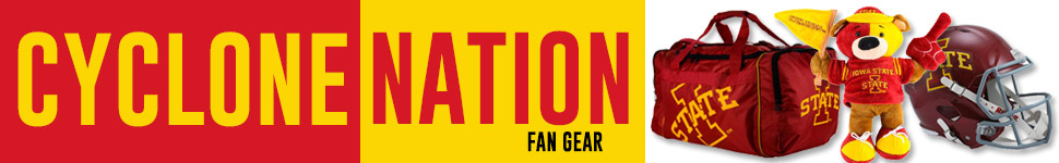 Shop Iowa State Fan Gear and Novelties