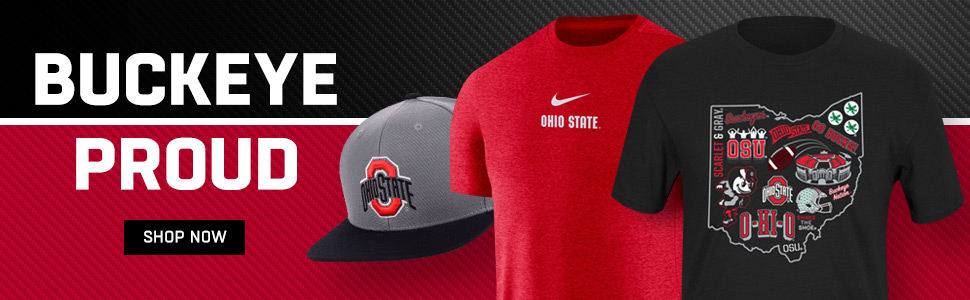 00aba9e9 Ohio State Buckeyes Apparel & Merchandise