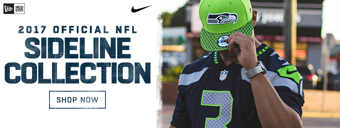 Shop NFL 2017 Sideline Collection!