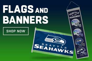 Shop Seattle Teams Flags and Banners!
