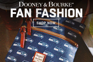 Shop Seattle Teams Dooney & Bourke Collection!